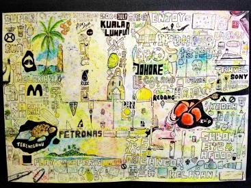 grafiki konkursowe o KL z miejskiej galerii