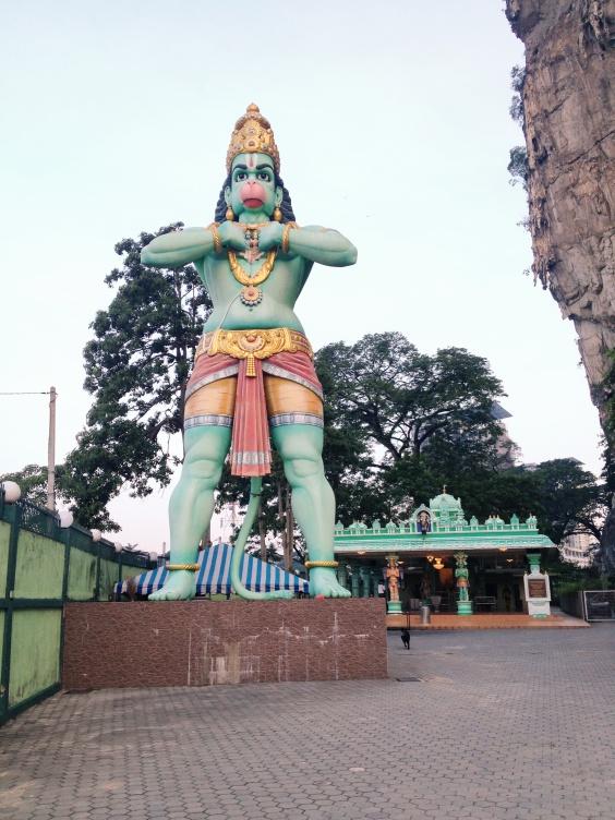 Batu Caves - Slynna swiatynia hindu