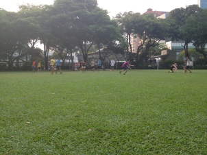 Gramy w Ultimate Frisbee