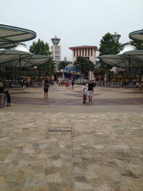 Sentosa Island, Universal Studios