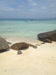 Perhentian Kecil, bezludne plaże