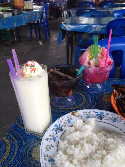 coconut shake w odmienie kuala lumpurskiej