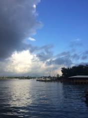 rio dulce lake