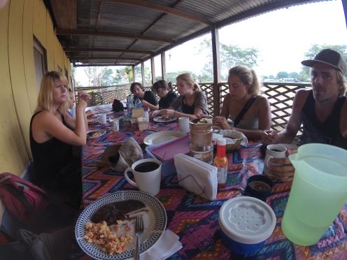 Breakfast at Carmelita