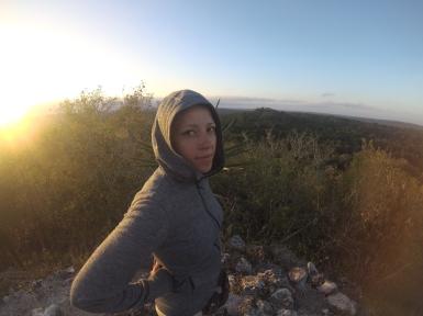 El Tigre - sunrise