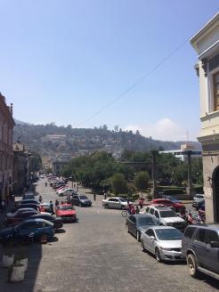 Xela - streets